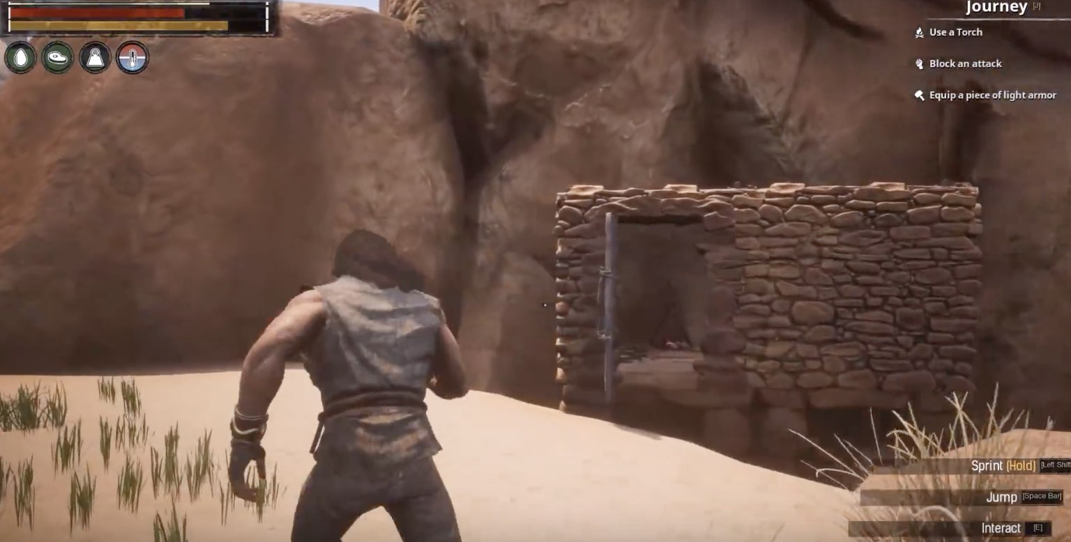 Conan Exiles tutorial