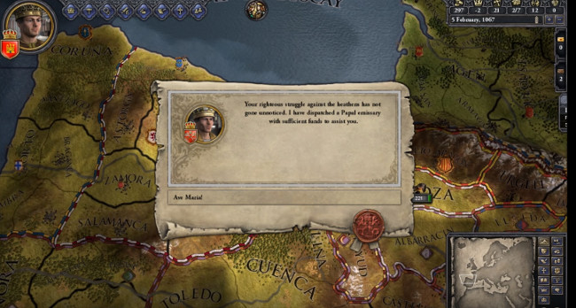 Crusader Kings 2 CK hacked