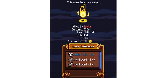 Dash Quest Heroes hacked