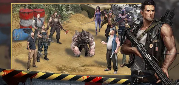Dead Walker War of Survivor wiki