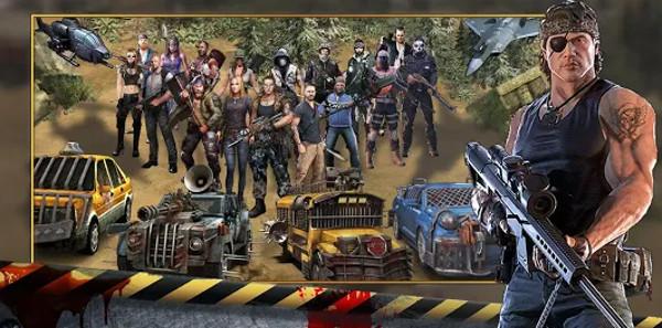 Dead Walker War of Survivor tips