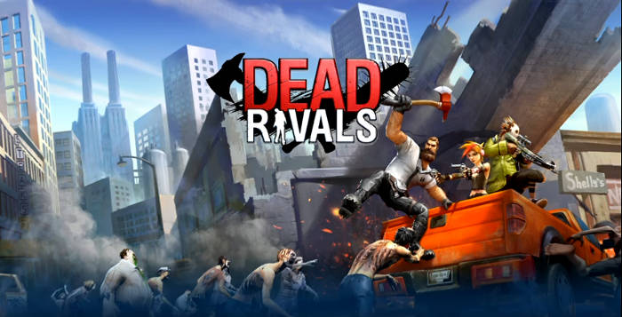 Dead Rivals cheat