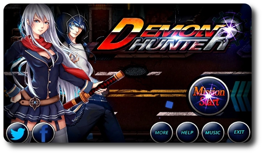 Demon Hunter: cheats, hack, code (gold, diamonds, vip)