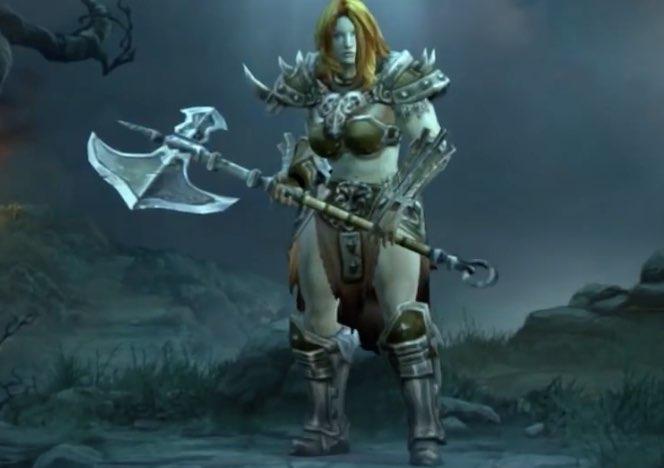 Diablo 3 barbarian wiki