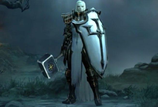 Diablo 3 crusader cheats