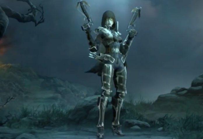 Diablo 3 demon hunter code
