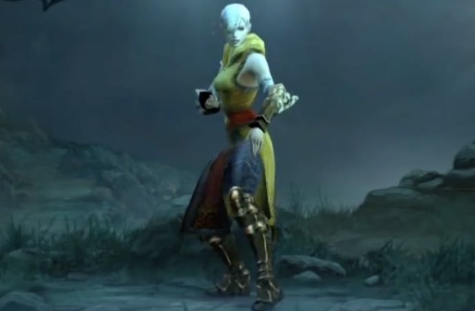 Diablo 3 Monk hack