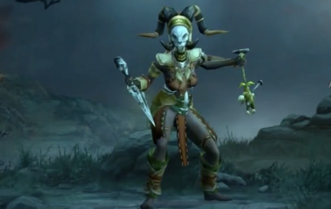 Diablo 3 witch doctor tutorial