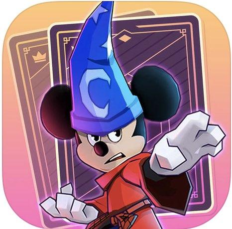 Disney Sorcerer's Arena hack logo