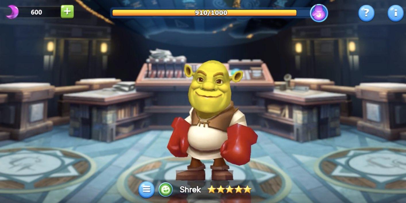 DreamWorks Universe of Legends hack