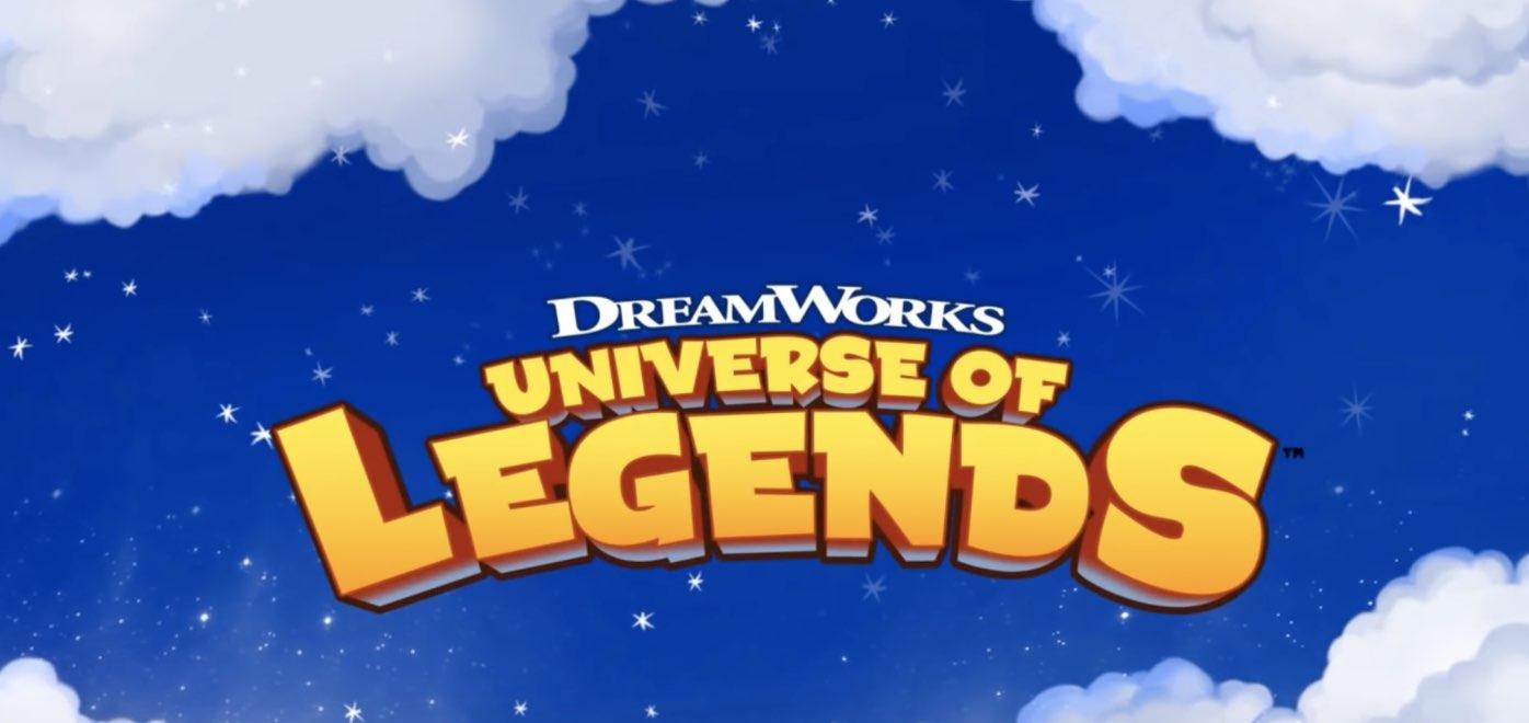 DreamWorks Universe of Legends tutorial