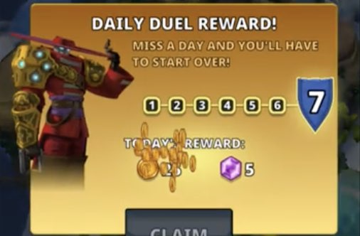 Duel Puzzle Wars tips