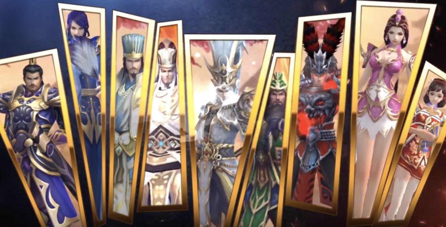 Dynasty Legends wiki