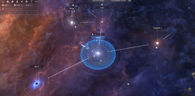 Endless Space 2 dust