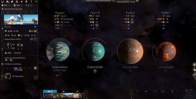 Endless Space 2 hacked