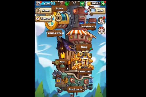 Epic Heroes hack cheats (gold, grand summon, keys, gems)
