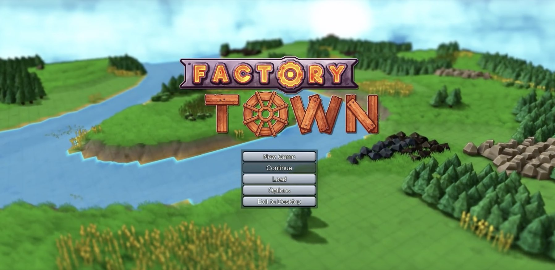 Factory Town hack