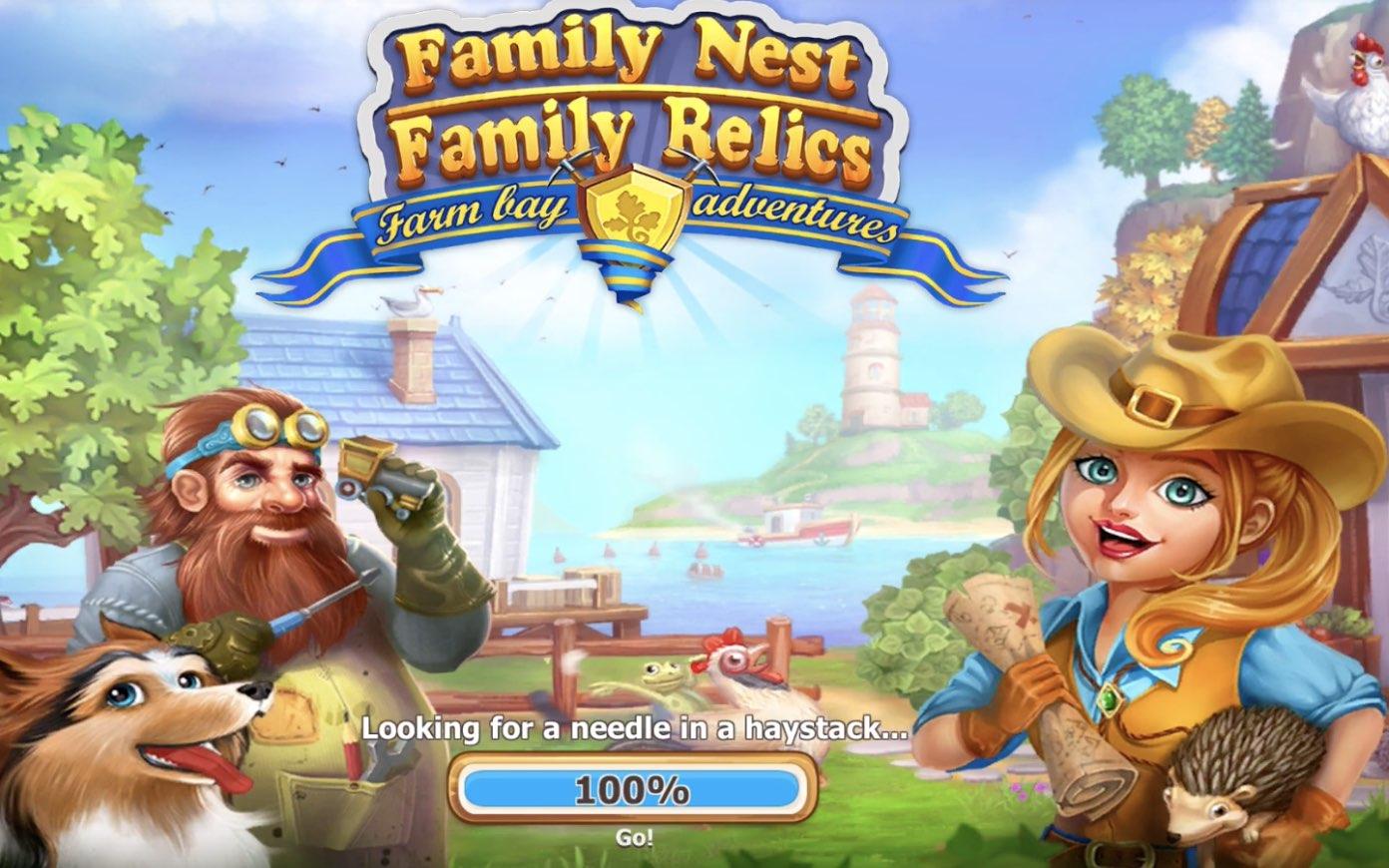 Family Nest hack relics