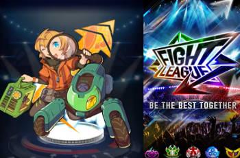 Fight League mode code