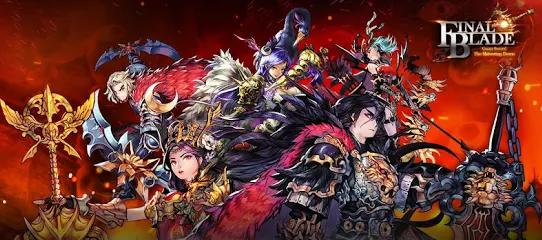 Final blade wiki