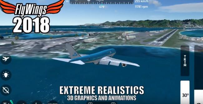 FlyWings cheats code hack (Flight Simulator 2018, fuel)