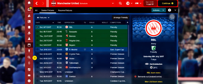 football manager 2018 apk ios