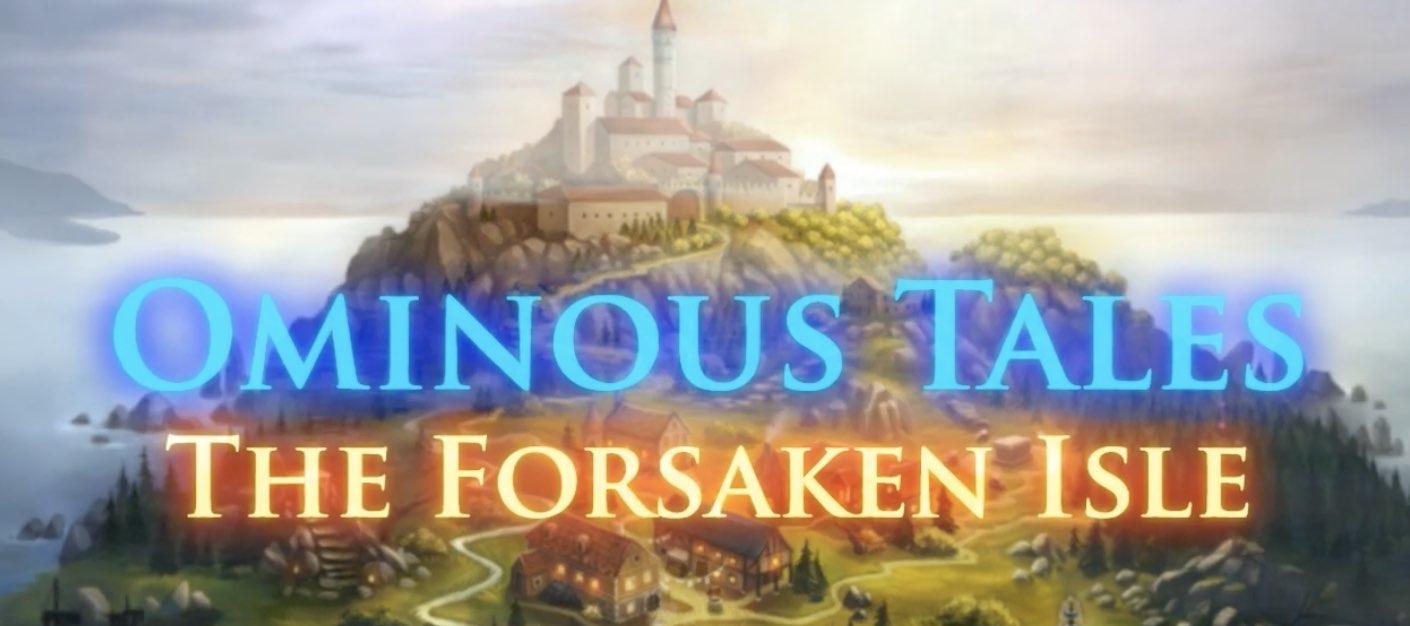 Forsaken Island tutorial