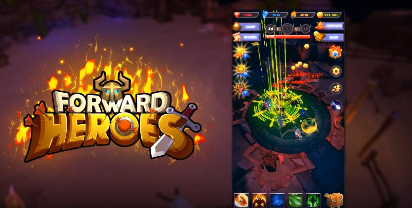 Forward Heroes wiki