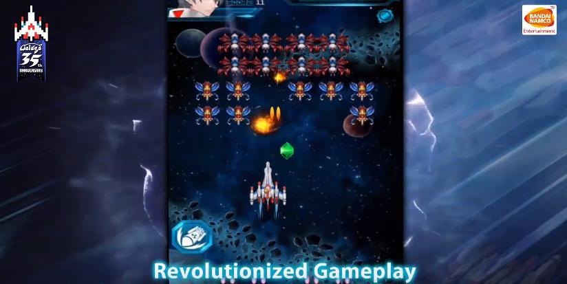 Galaga Revenge hack unlock bot