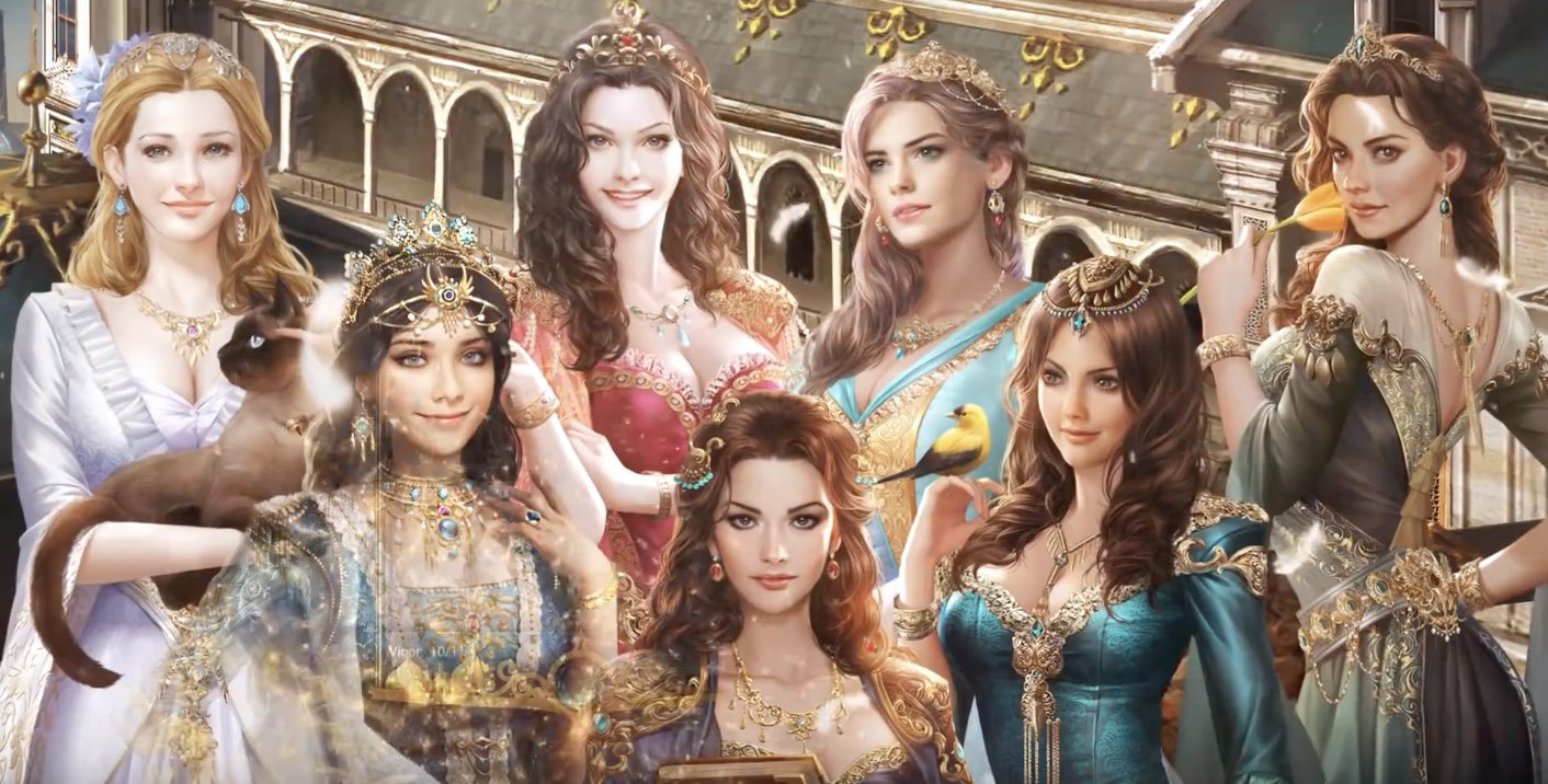Game of Sultans tutorial
