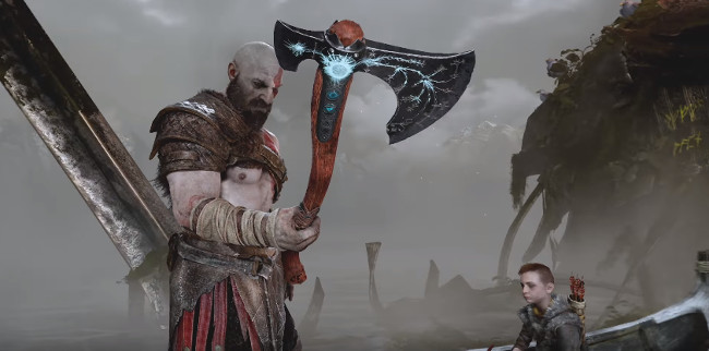 God of War 4: cheats hack code