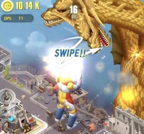 Godzilla Defense Force tutorial