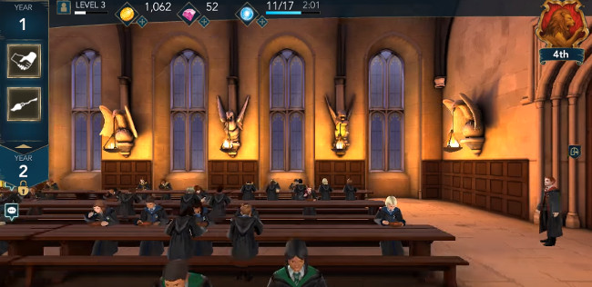 Harry Potter Hogwarts Mystery hacked