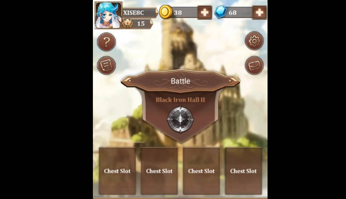 Heroes Mobile cheat