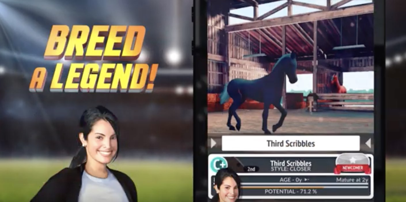 Horse Racing Manager 2019 tutorial