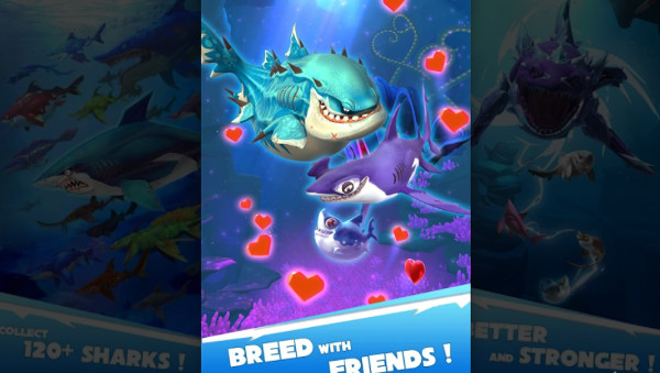 Hungry Shark Heroes tips