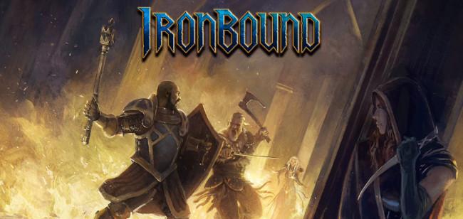 """""""Ironbound"""