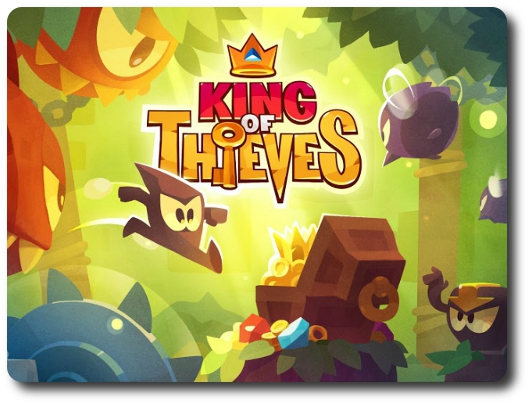 King of Thieves: cheats, hack, code (orbs, gold, lock pick, exp)
