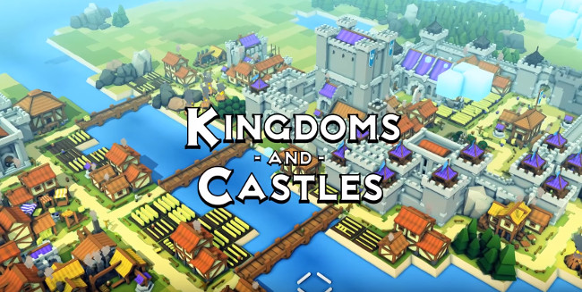 Kingdoms and Castles hacked