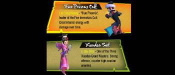 Kungfu Master codes