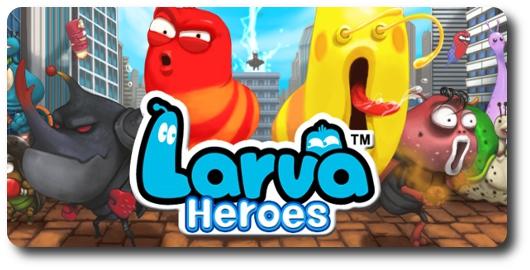 Larva Heroes - free: cheats, hack, code ( keys, gold, exp)