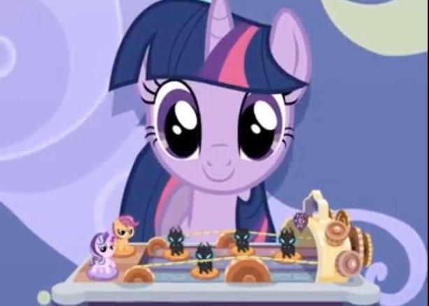 My Little Pony Pocket Ponies hack