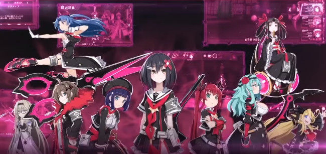 Mary Skelter Nightmares gift box