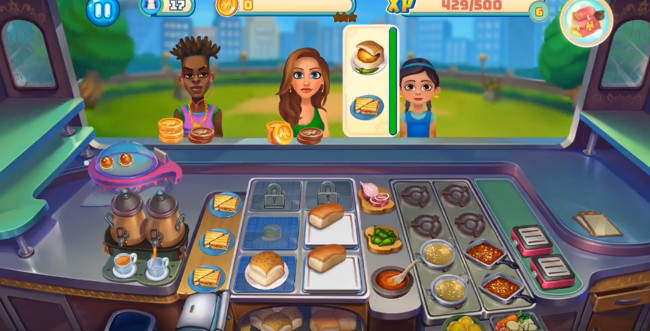 cooking games hack apk download