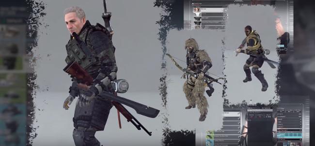 Metal gear survive hacked