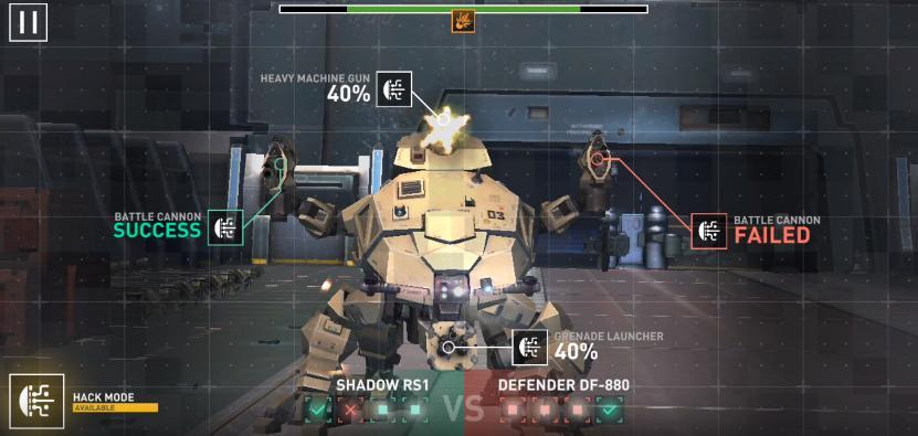 Metalborne Mech Combat tutorial