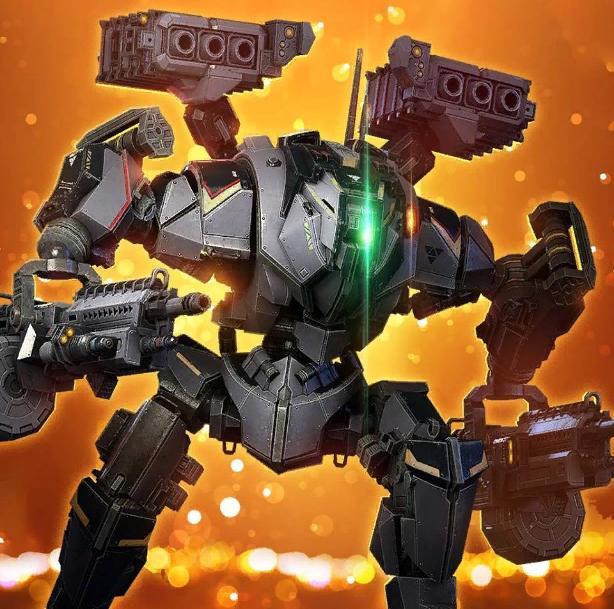 Metalborne Mech Combat hack logo