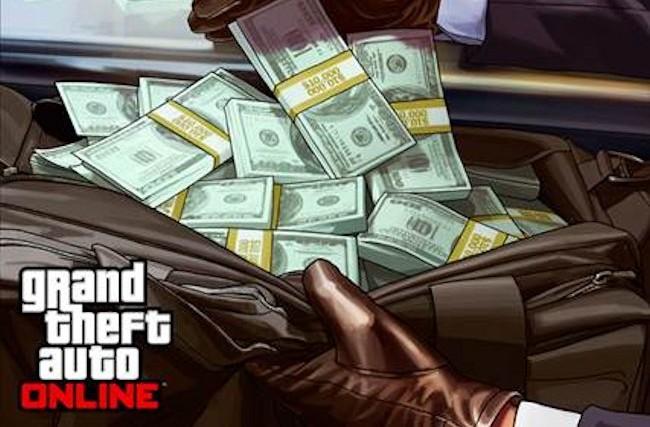 Деньги GTA 5 - быстро заработать(миссии, ограбления,секреты)