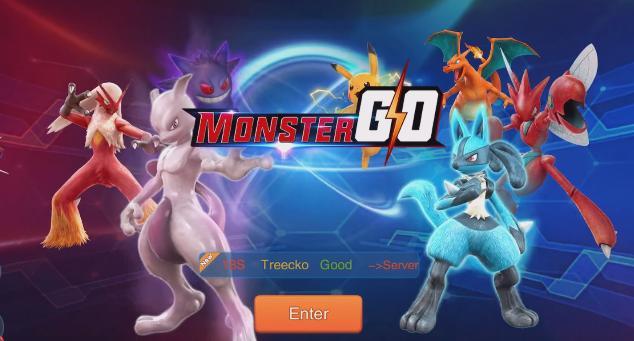 Monster Camp Pokemon hack