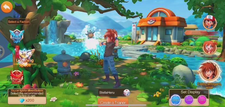 Monster Camp Pokemon wiki